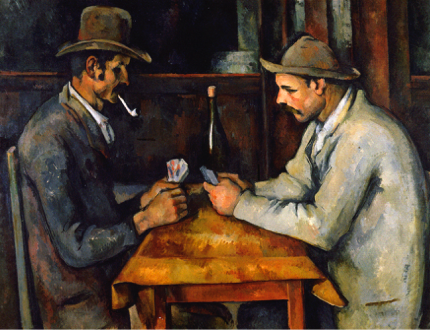 The Paintings, Watercolors and Drawings of Paul Cezanne