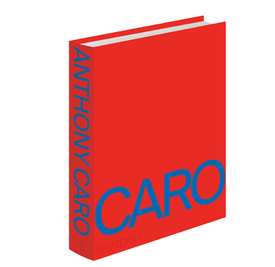 Anthony Caro Monograph Launch