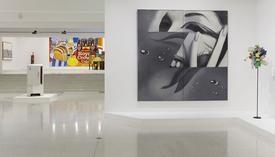 Tom Wesselmann at the Walker Art Center