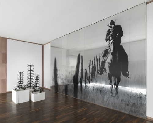 Monica Bonvicini at Kunsthalle Bielefeld