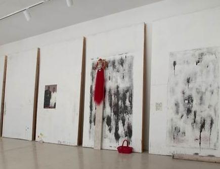 Amanda Ross-Ho at the Museum of Contemporary Art, Chicago