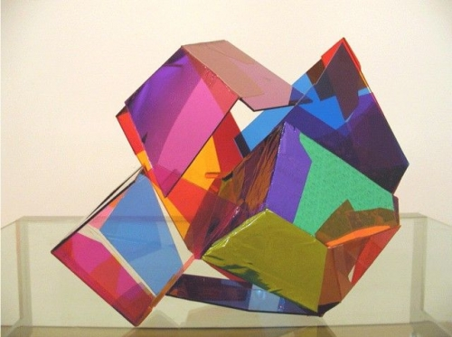 Sarah Braman and Annette Lemieux at the Mead Art Museum