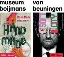 Chris Martin at Museum Boijmans Van Beuningen