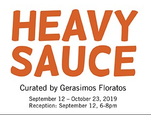 Heavy Sauce at the Fountain House Gallery