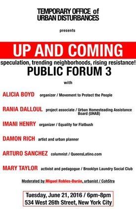 Martha Rosler Town Hall 3