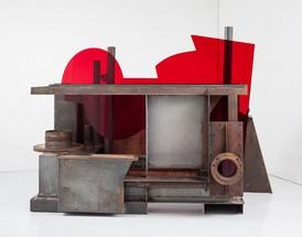 Anthony Caro in Yorkshire