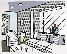 Roy Lichtenstein at Pavilion of Art and Design London, October 12-16