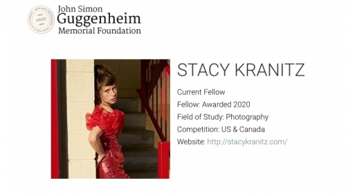 Stacy Kranitz Awarded a 2020 John Simon Guggenheim Memorial Foundation Fellowship