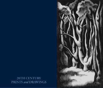 20th Century Prints and Drawings