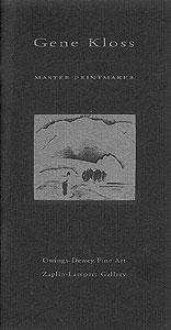 Gene Kloss: Master Printmaker