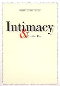 Intimacy & the Creative Pair