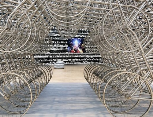 """Ai Weiwei solo museum exhibition """"Bare Life"""" at Kemper Art Museum in St. Louis"""