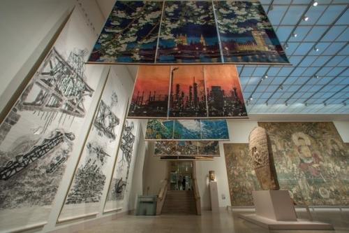 水墨艺术:当代中国的变古为今