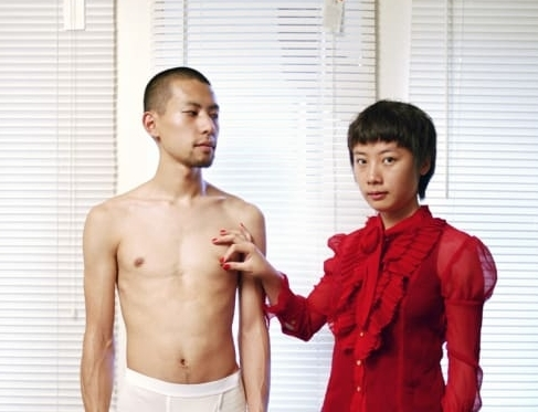 Pixy Liao's surreal photography disrupts relationship stereotypes, by Christina Catherine Martinez