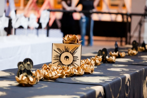 Brooklyn Museum's Artist Ball Will Feature Large, Bold Table Settings