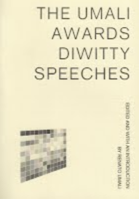 The Umali Awards Diwitty Speeches