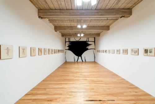 Jim Shaw exhibition at Mass MoCA