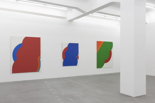 Georg Karl Pfahler, the Hard-Edge Painter the Market Forgot
