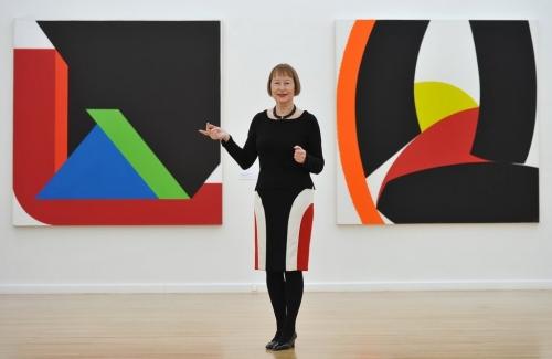 Unlikely Art Hub Honed by Enthusiasm
