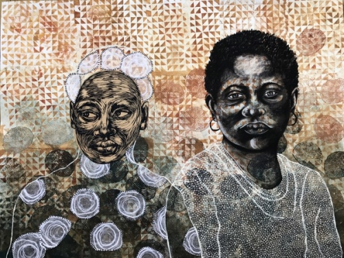 Whitney's White Linen Night: A showcasing of artists of color