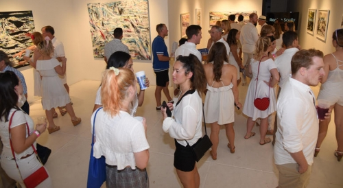 White Linen Night on Julia Street