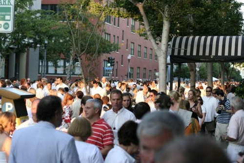 The CAC Gears Up For The 25th White Linen Night