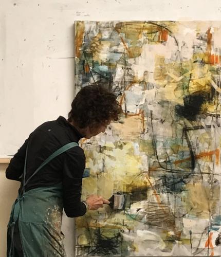 Krista Harris - Artists - Pryor Fine Art