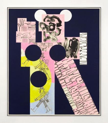 "David Korty, ""Figure Construction #6,"" 2015"