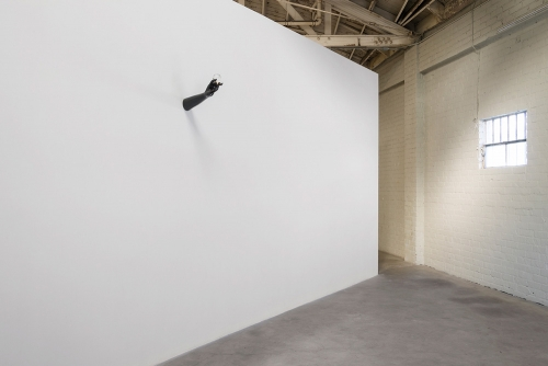 The Third Measure, installation view, 2015