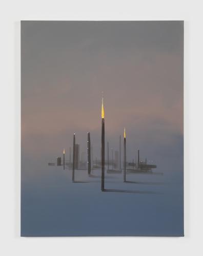 """Wanda Koop, """"Road to Marfa,"""" 2020"""