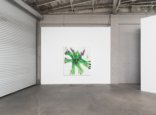 Vs, Installation view at Night Gallery, 2019.