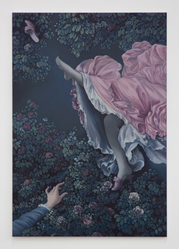 "Jesse Mockrin, ""Garden of Love,"" 2016"