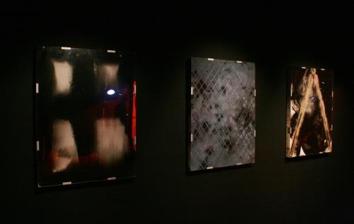 Darkroom, Installation view, 2011