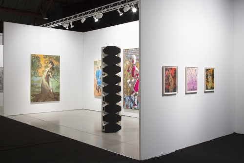 ALAC installation view, 2018.