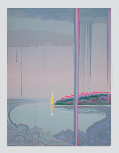 "Wanda Koop, ""Clear Lake,"" 2020"