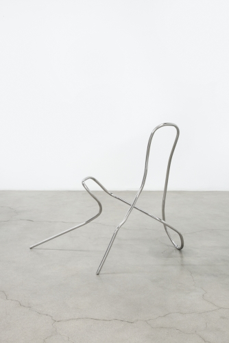 """Josh Callaghan, """"Paperclip Dog,"""" 2020"""