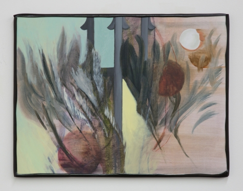 "Rachel LaBine, ""Spring phase, the assistant,"" 2016"