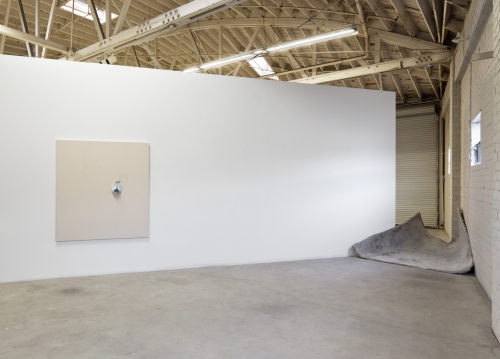 Installation view, Skechers Shape-Ups, 2013.