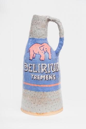 """""""Belgian Beer Mart Delirium Tremens,"""" 2020"""