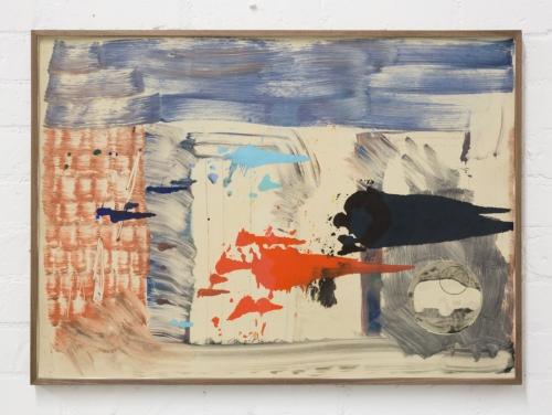 """Augustus Thompson, """"Untitled,"""" 2016."""