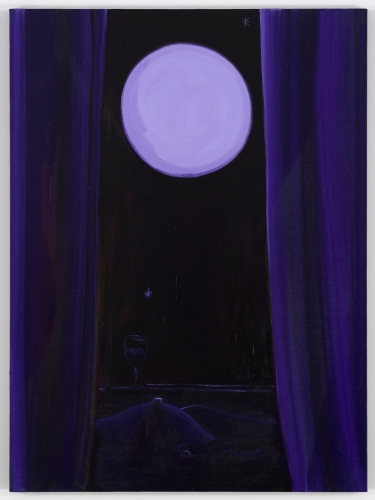 """Egyptian Violet Suite 2 of 3,"" 2011"