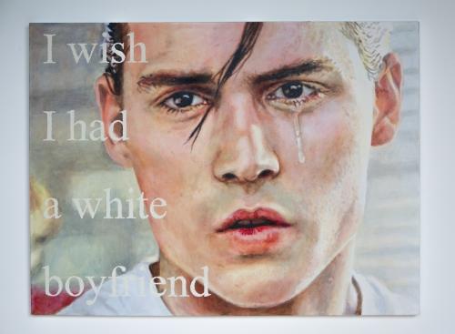 """""""Johnny Depp,"""" 2018"""