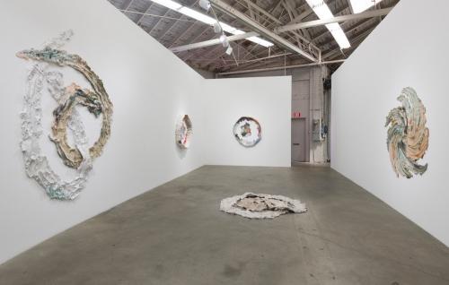 Installation view, Brie Ruais, 2018