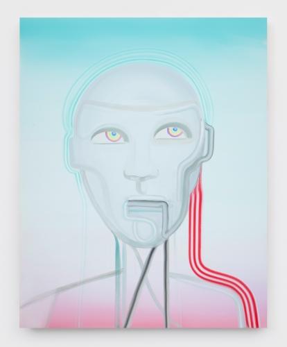 """Heartbeat Bot (Bright Eyes),"" 2020"