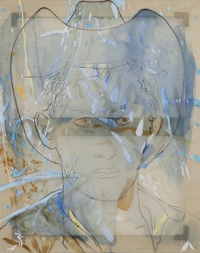 """Paul Heyer, """"Bandit,"""" 2012"""