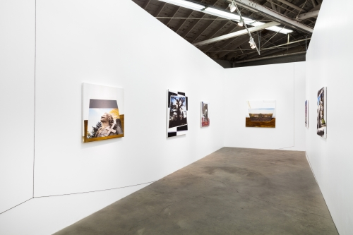 Awkward Silence, installation view, 2015.