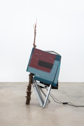 """Luke Murphy, """"Field Sign,"""" 2020"""