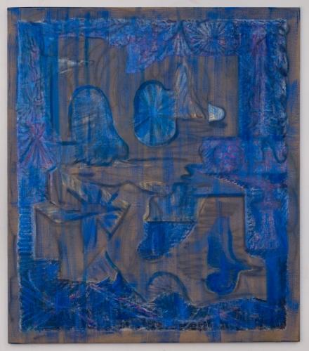 "Michael Berryhill, ""Shroudenforma,"" 2016"
