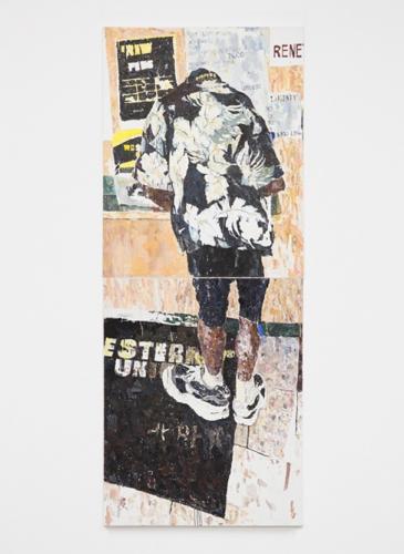 "Andy Robert, ""Western Union,"" 2016"