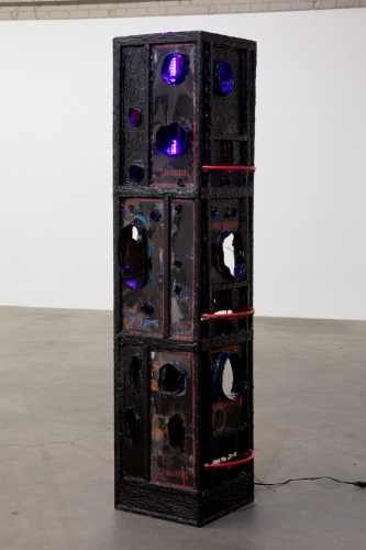 "Debo Eilers, ""Stall (Flex Rim),"" 2016"